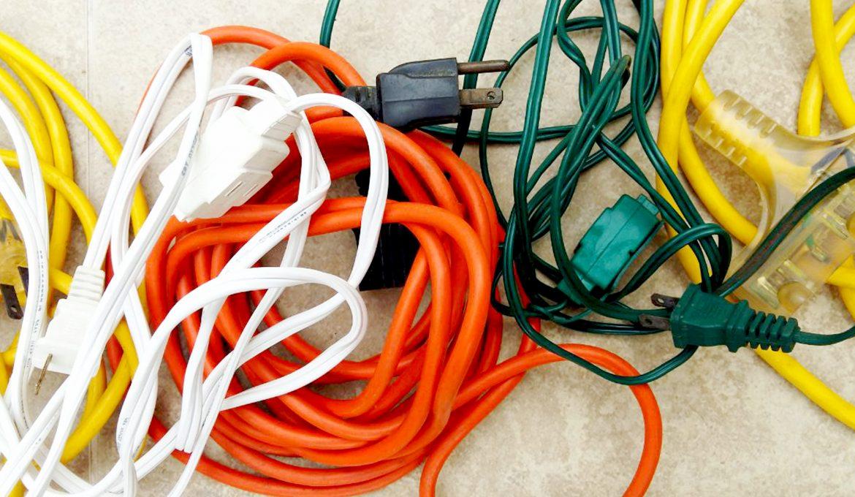 extensiones eléctricas