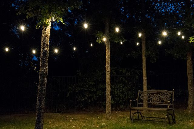 IDEAS DE DECORACIÓN CON STRINGLIGHTS